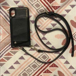 Bandolier Crossbody Phone Case